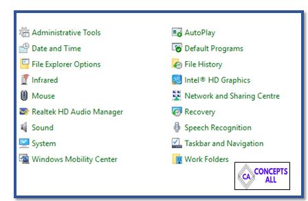 Network Sharing in windows 10