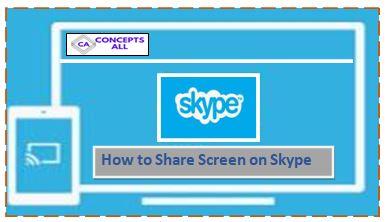 How to Share Screen on Skype