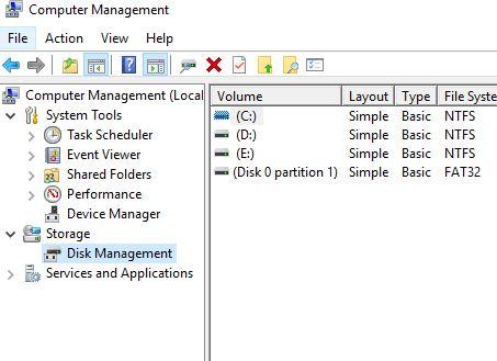 Computer Management