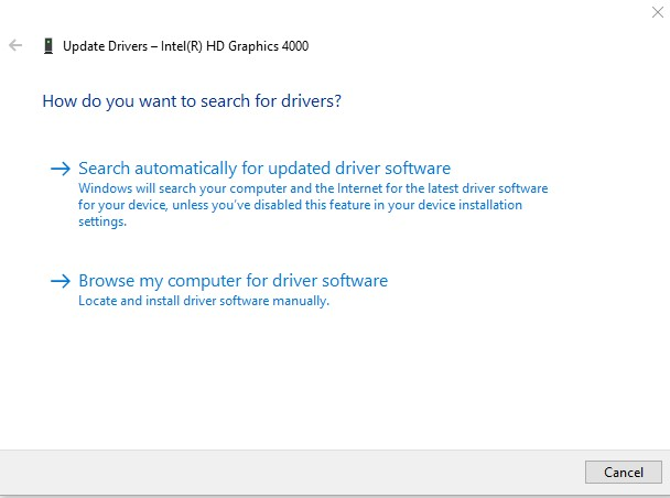 How to fix Driver Power state Failure driver update.JPG
