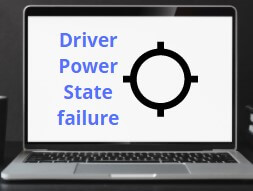 How to fix Driver Power state Failure.JPG