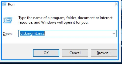 How to Format Using Diskmgmt.msc