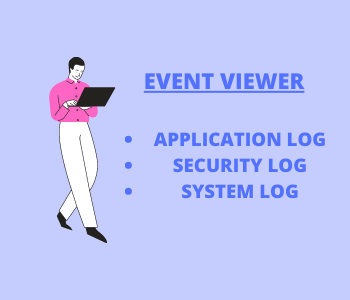 What is event viewer