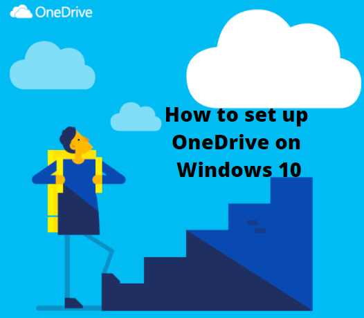 How to set up OneDrive on Windows 10