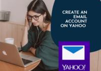 create an yahoo email account