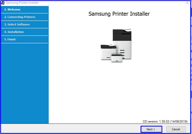 Samsung Printer Installer