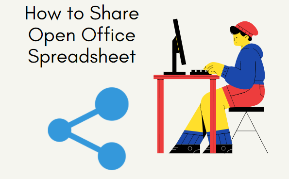 How to Share Open Office Spreadsheet