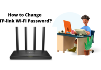 How to Change TP-LINK WI-FI Password
