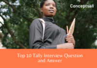 Tally Interview Question and Answer